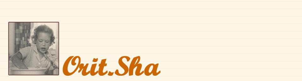 Orit.Sha